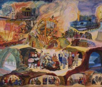 Блокада Ленинграда глазами художников авангарда