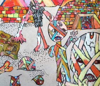 Вова Алюхин. Выставка #2