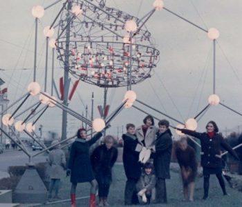 Лаборатория Будущего: Кинетическое искусство в России