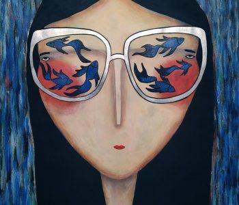 Марина Бадмаева. Пространство взгляда