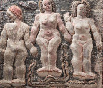 Пелагея Шурига. Скульптура, графика