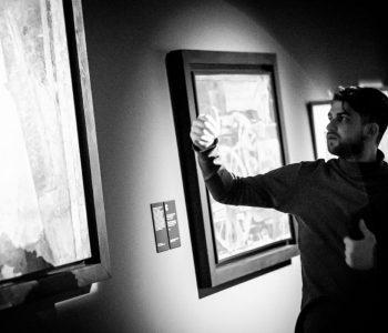Онлайн-тур по выставке «Дейнека / Самохвалов»