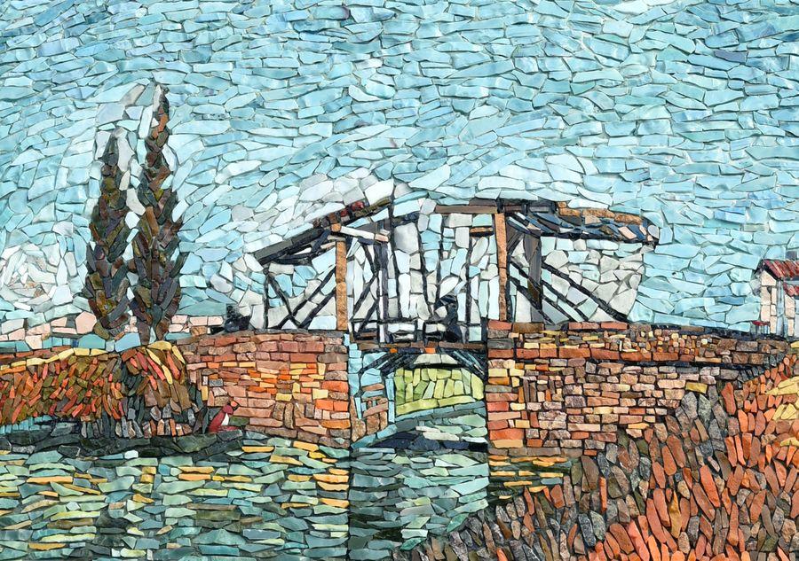 Мозаичные интерпретации. Пейзаж в живописи импрессионистов и постимпрессионистов