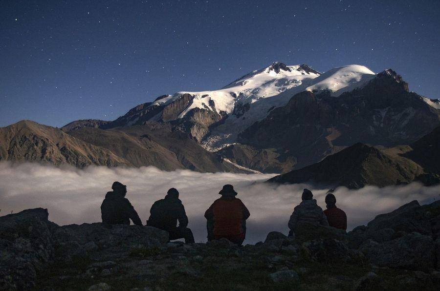 Надежда Куракова. 3689 метров над уровнем моря