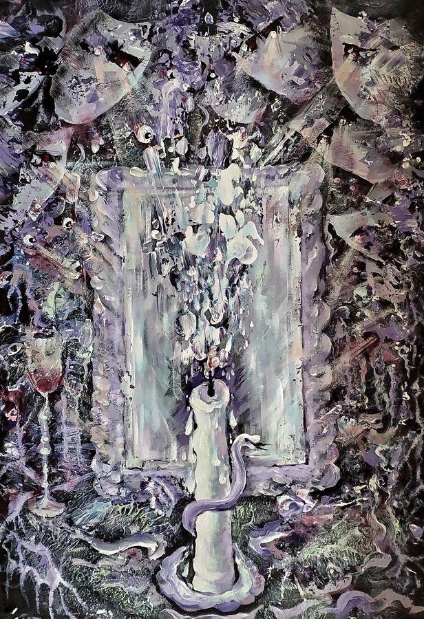 Наталья Гайнуллина. Мир в символах