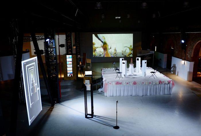 Конкурс на участие в 13-м Международном фестивале медиаискусства «Киберфест»