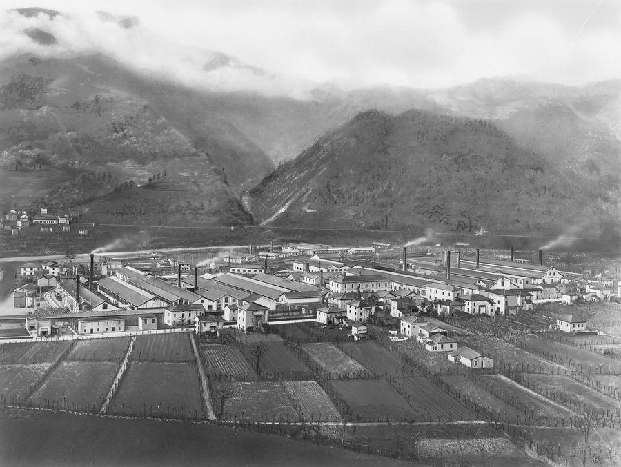 Джироламо Бомбелли. Индустриальная Италия, 1920–1960