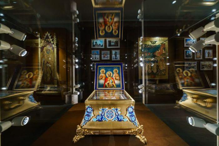В Петербурге открылся Музей христианской культуры