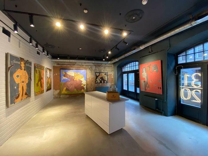 В Санкт-Петербурге открывается новая галерея современного искусства – 3120 Gallery