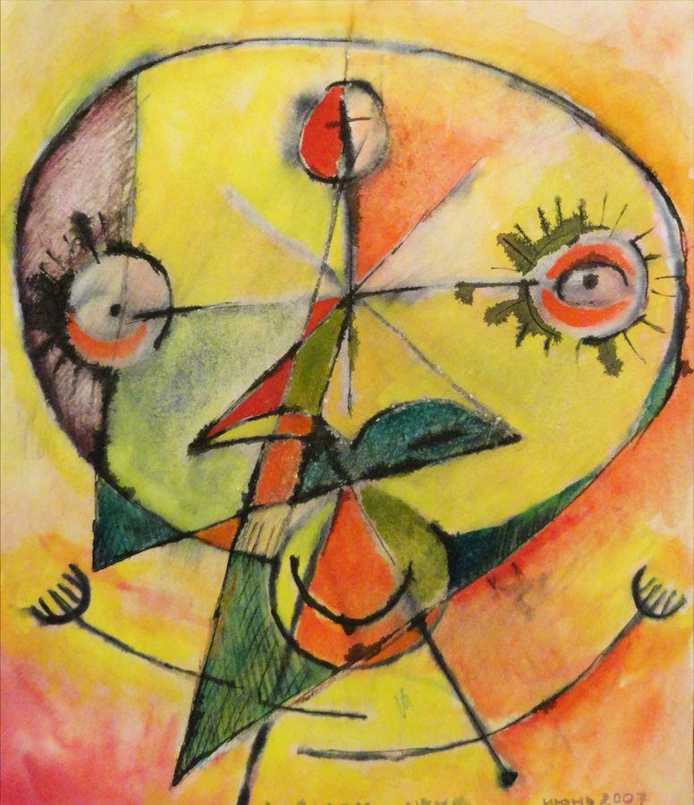 Дмитрий Каховский. Живопись, графика, деревянная скульптура