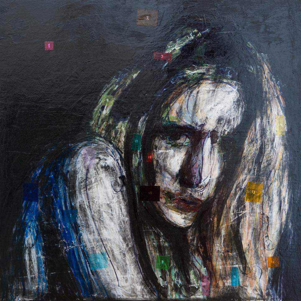 Станислав Гроздилов. Psyche
