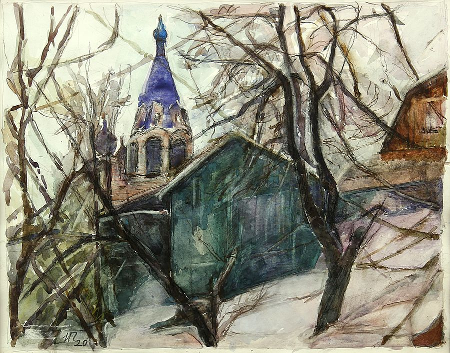 Бумажный дом Игоря Чурилова